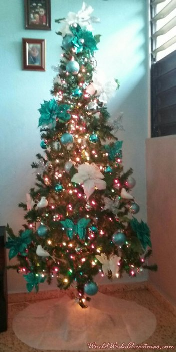 miladys puerto rico - Puerto Rico Christmas Tree Decorations