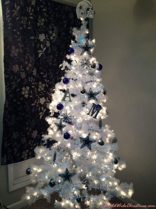 Dallas cowboys tree (North Carolina)