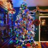 Sapin de Noël de Mom?s Spectacular Christmas Tree (Lake Arrowhead, California)