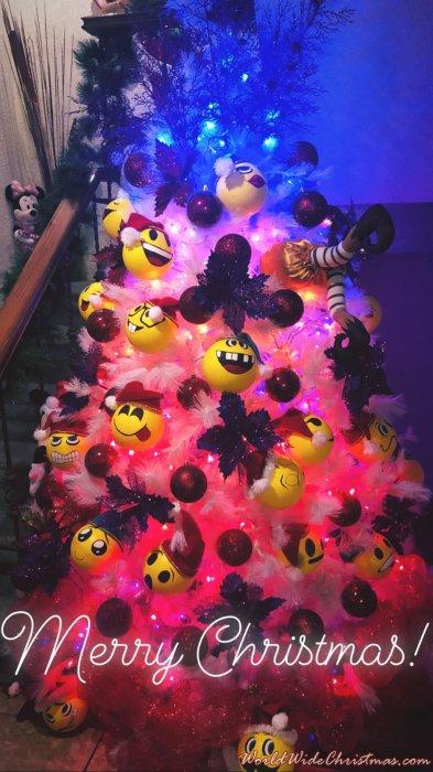 Christmas emojizada!  (México)