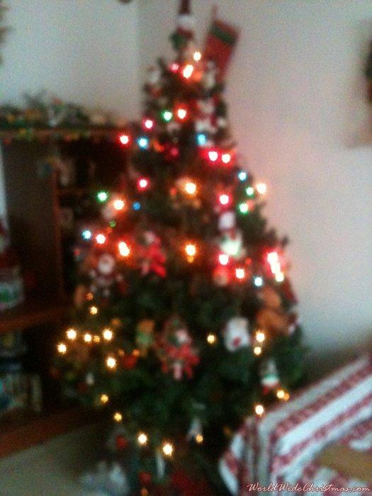 Nuestro árbol de Navidad (Bogotá , Colombia)