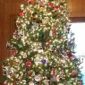 Joy Curran's Christmas tree from Northbrook  Il.
