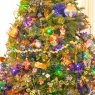 Lakshmi Sridharan's Christmas tree from San Jose, California, USA