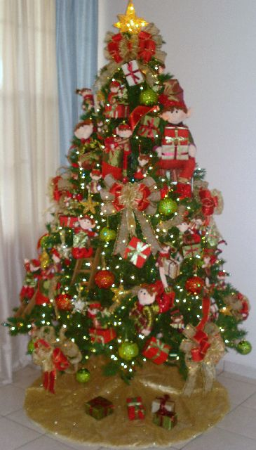 bethzy orlando sanyet san juan puerto rico - Puerto Rico Christmas Tree Decorations