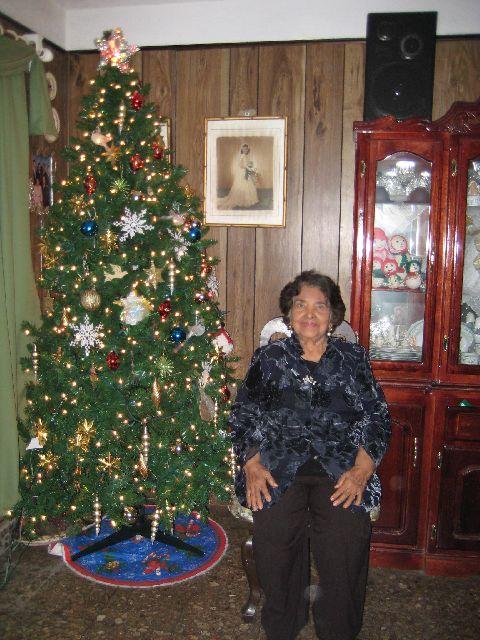 Abuelita Rita Martínez de Duque (Monterrey, Nuevo León, México)