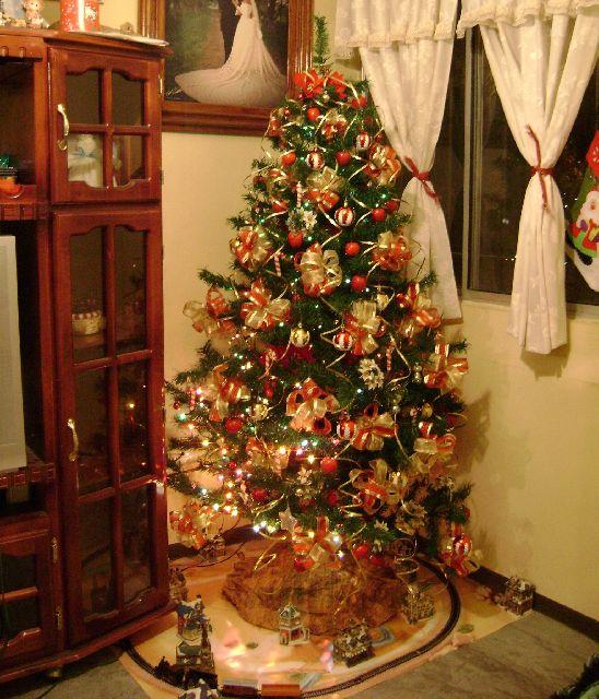 El arbol de navidad es tradicion mexicana