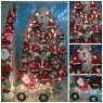Familia Thourey's Christmas tree from Yaracuy, Venezuela