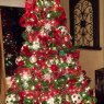 Danielle's Christmas tree from Sugar Hill, GA