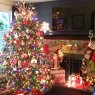 Sherry Washburn's Christmas tree from Harrisburg, PA, USA