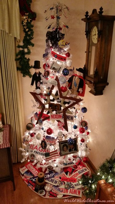 Political Tree (Elyria, Ohio, USA)