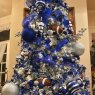 Weihnachtsbaum von Dallas Cowboys Christmas Tree (Harlingen, TX, USA)