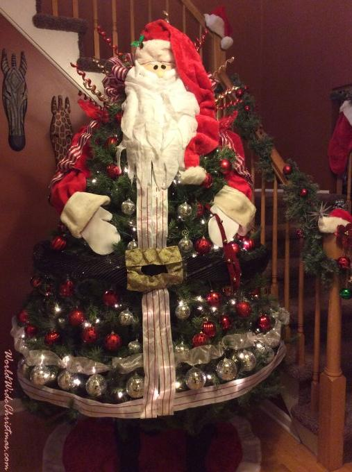 Santa Tree (Toms River, NJ, USA)