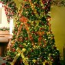 Ben Randles's Christmas tree from Bradley Stoke, South Glos, England, United Kingdom