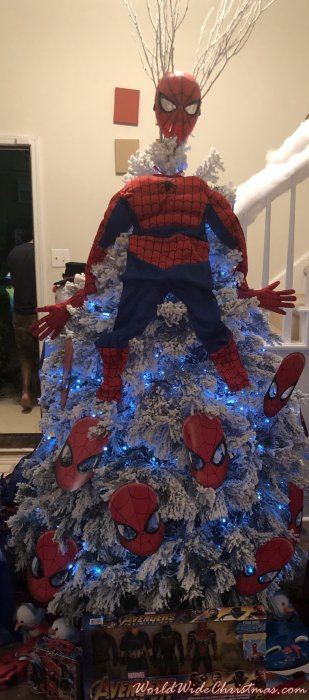 My I want a Spidey tree (Slidell, La)