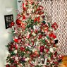 Giaimo family tree's Christmas tree from Poughquag, NY