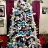 Tara Andrews Warrior's Christmas tree from Saint Amant, Louisiana. USA