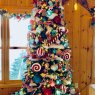 Candy Cane Fairytale's Christmas tree from Northwoods, USA