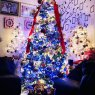 Xavier & Linda Sacta-Abad 2020's Christmas tree from NY
