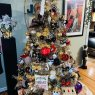 Red Bottoms's Christmas tree from New Jersey