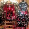 Claudia Agius's Christmas tree from London England