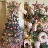 Rose Gold Patisserie Tree's Christmas tree from New York City, NY,USA