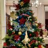 Bea karrer 's Christmas tree from Antibes, France
